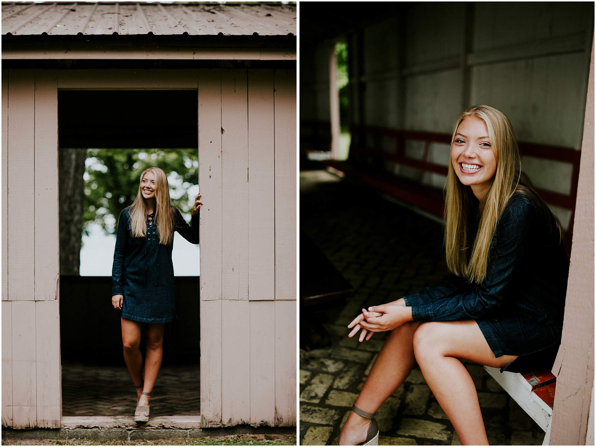 traverse city senior portrait photographer