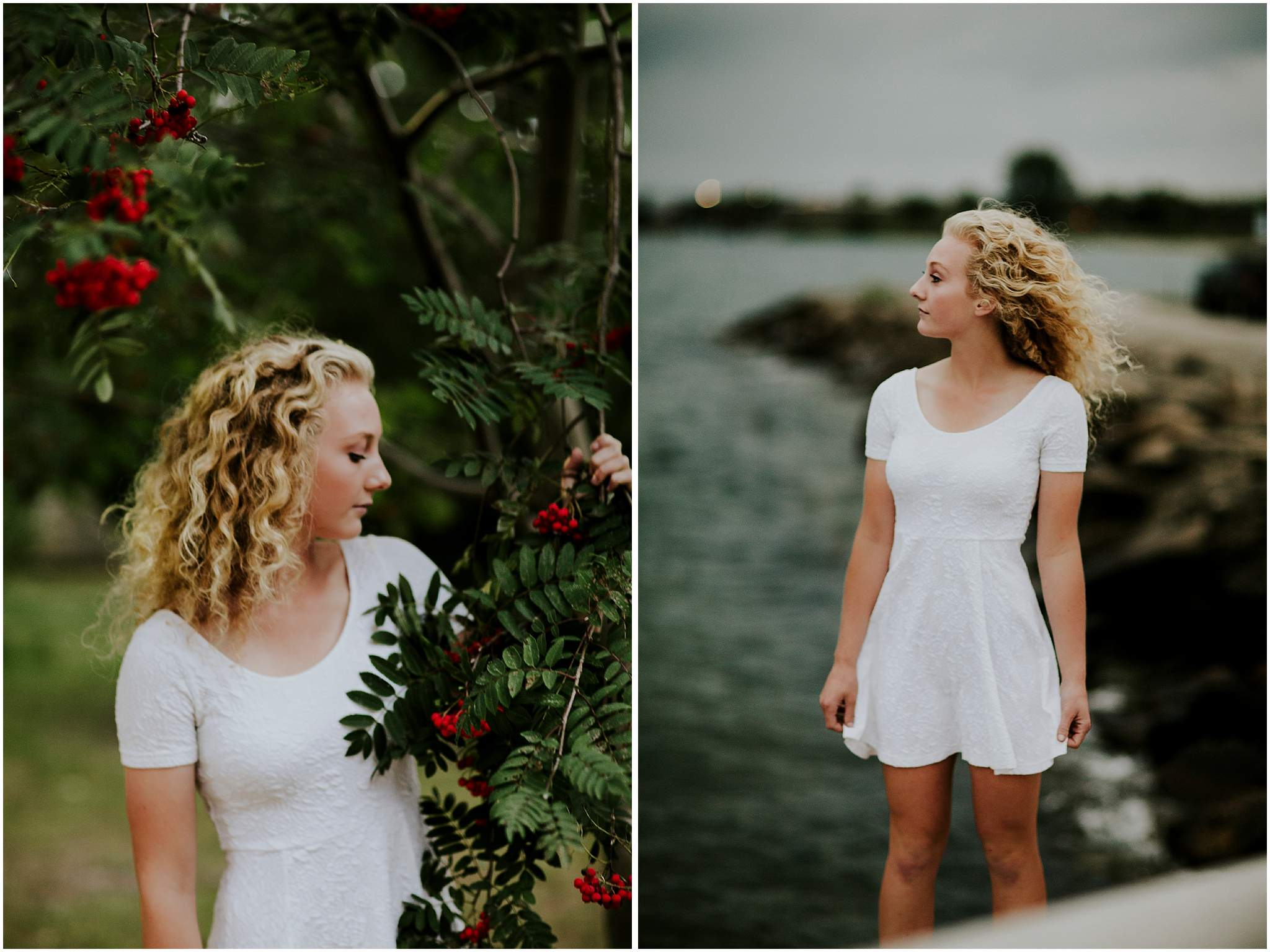 Traverse City Senior Photography