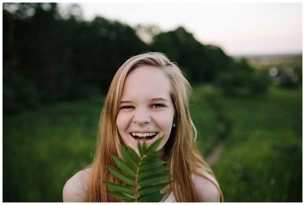 Traverse City Senior Portraits