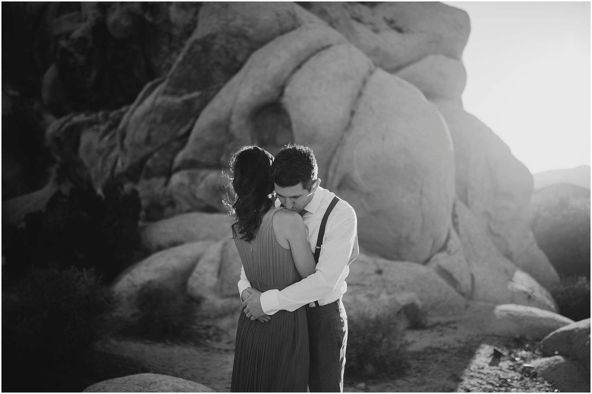 joshua tree national park engagement