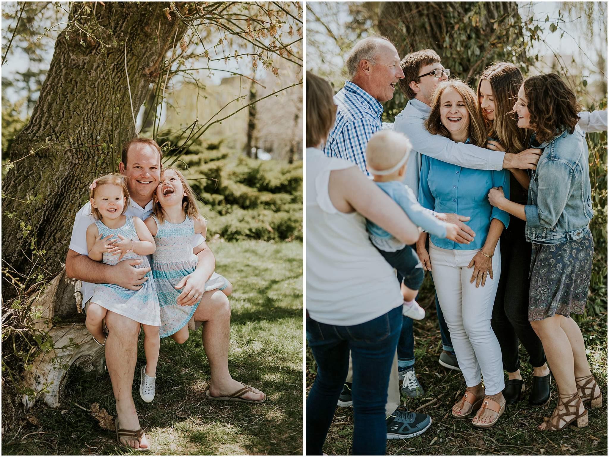 Traverse City Family Portraits