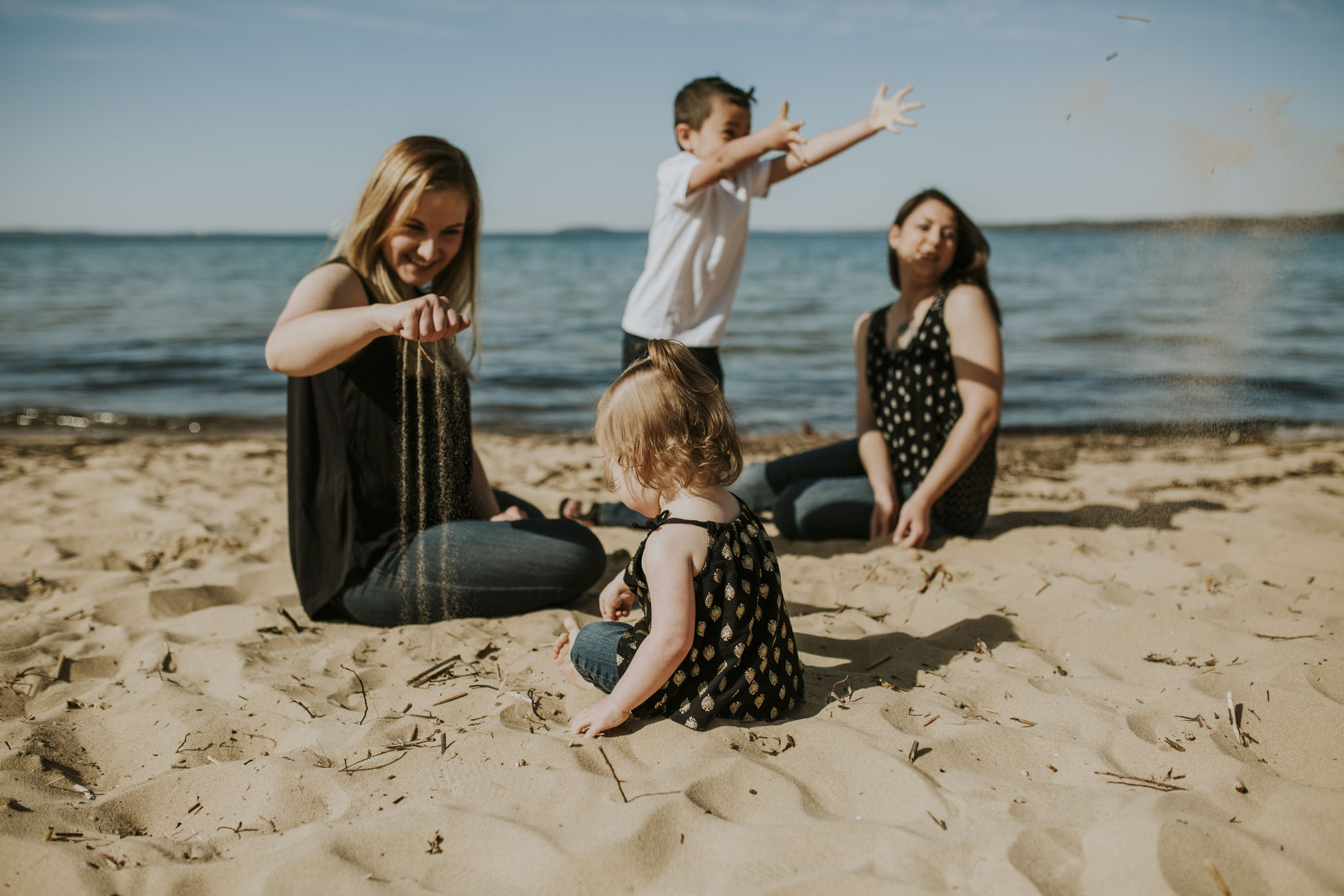 Traverse City Family Portraits